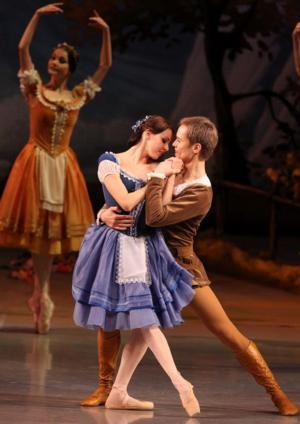 The Mikhailovsky Ballet to Perform at the David H. Koch Theatre in NYC, 11/13