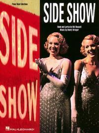 SIDE SHOW & More Set for Kennedy Center's 2013-14 Season