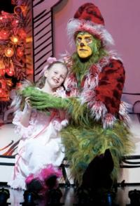 Steve Blanchard Returns to the Title Role in the Old Globe's HOW THE GRINCH STOLE CHRISTMAS, On Sale Now