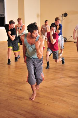 San Diego Gay Men's Chorus Launches Artistic Dance Troupe, 7/12-13