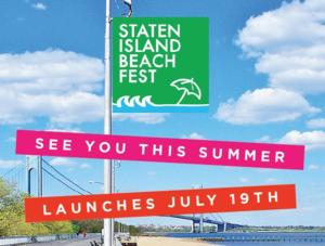 NYC Parks Celebrate Summer on Staten Island's Beaches with New Amusement Park and Summer Programming