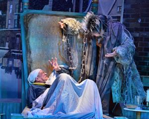 BWW Reviews: Adventure's Premiere of TINY TIM'S CHRISTMAS CAROL Delights