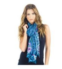 SolEscapes Introduces Hand Painted Scarves Perfect for Your Beach Vacation