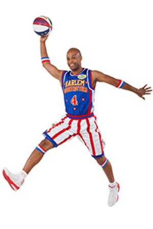 Harlem Globetrotters Stars Set for All-Star Edition of CBS's THE AMAZING RACE