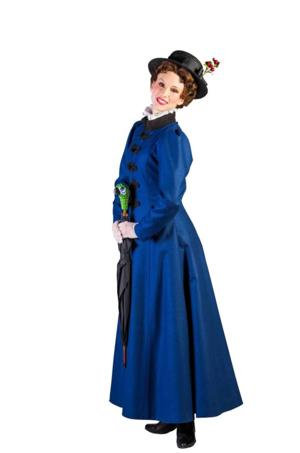 Gail Bennett Stars as MARY POPPINS, Beginning Tonight at Ogunquit Playhouse