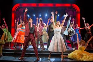 BWW Reviews: GREASE at Paper Mill Playhouse - Fantastic Fun on Millburn's Stage