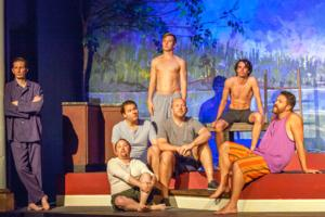 BWW Reviews: Stray Dog Theatre's Compelling and Poignant Production of LOVE! VALOUR! COMPASSION!