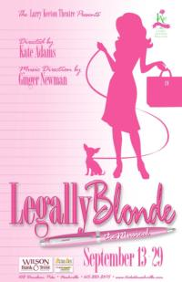 BWW Reviews: Keeton Theatre's LEGALLY BLONDE Is As Good As It Gets