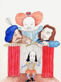 THE COMPLETE WORKS OF WILLIAM SHAKESPEARE (ABRIDGED) Set for Paradox Players, 2/8-24