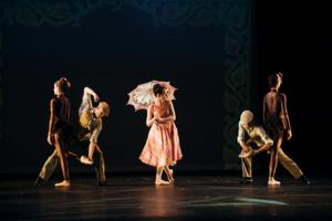 BWW Reviews: BALLETS WITH A TWIST, 'Cocktail Hour' is Delightful