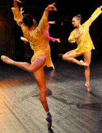 Tom Gold Dance Presents World Premiere of SOME KIND OF ROMANCE Tonight