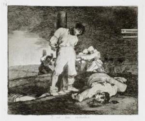 Exhibitions Explore Conflict with Works by Francisco Goya and Steve Mumford at The Frist, Now thru June 2014