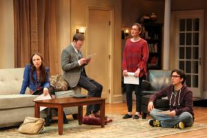 BWW Reviews: DC Premiere of SEMINAR at Round House Theatre Offers Exemplary Take on Less Than Stellar Material