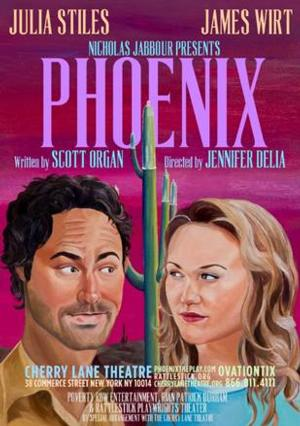 PHOENIX with Julia Stiles and James Wirt Extends Off-Broadway