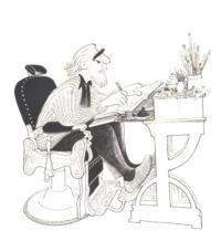 Sheldon Art Galleries to Host Al Hirschfeld Retrospective, 9/8