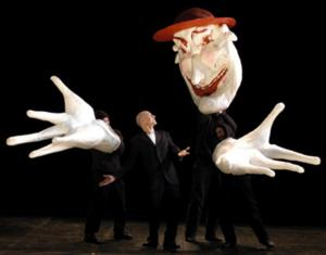 UConn's Ballard Institute and Museum of Puppetry to Open OPERA AND GIANT PUPPETS: Amy Trompetter's BARBER OF SEVILLE, Today