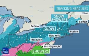 Hercules Hits Broadway- Winter Storm Ticket Specials!