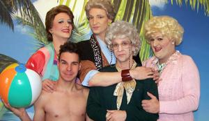 Golden Girls Musical THANK YOU FOR BEING A FRIEND Extends thru March 28 at the Laurie Beechman