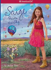 AN AMERICAN GIRL: Saige Paints the Sky Coming to Blu-ray/DVD & Video Download, 7/2