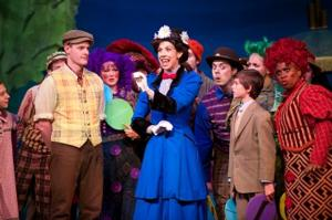 BWW Reviews: The Fulton's MARY POPPINS - A 'Practically Perfect' Version of the (Flawed) Mackintosh Musical
