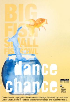 DANCE CHANCE Moves to Hubbard Street Dance Center, Beg. Tonight