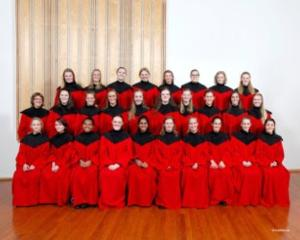 The Bragernes Church Youth Choir from Drammen, Norway Performs at St. Bart's Tonight