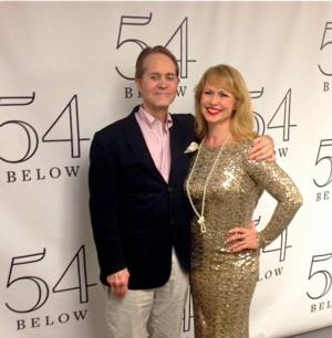 BWW Reviews: STEVE ROSS and KAREN OBERLIN Ooze Charm, Class, and Chemistry In Tribute to Fred Astaire and Ginger Rogers at 54 Below