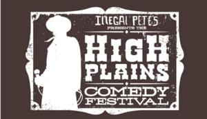 Denver's High Plains Comedy Festival Opens this Weekend