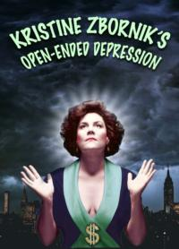 Kristine Zbornik's OPEN-ENDED DEPRESSION Plays the Duplex, Beginning Tonight