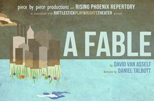 David Van Asselt's A FABLE Opens Tonight at Cherry Lane Theatre