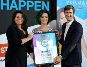 Katy Perry 'Makes Roar Happen' for Boston Metro, Cambridge and Metrowest Teachers