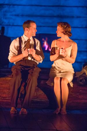 BWW Reviews: Staging Noel Coward's BRIEF ENCOUNTER Provides a Brand New Experience for Audiences at the Wallis Annenberg