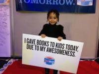 Volunteers Provide 15,000 New Books to D.C. Kids in Need for National Day of Service