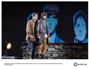 BWW Reviews: STONES IN HIS POCKETS at Center Stage
