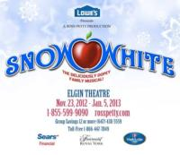 Ross Petty Productions Presents SNOW WHITE, 11/23-1/5
