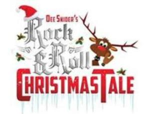 Tickets to DEE SNIDER'S ROCK & ROLL CHRISTMAS TALE On Sale 8/22
