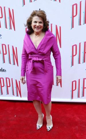Breaking News: Tovah Feldshuh to Sub for Andrea Martin in PIPPIN