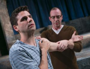 BWW Reviews: First part of ANGELS Soars With Wit and Humanity