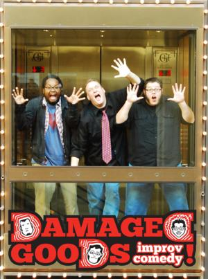 BWW Previews: DAMAGED GOODS Takes Local Improv Nationwide