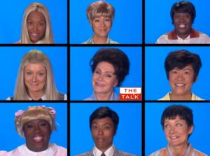 BRADY BUNCH Cast Appears on Special Episode of CBS's THE TALK Today