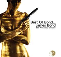 Capital/EMI Release BEST OF BOND Commemorative CD Today, 10/9