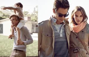 Banana Republic Unveiled TRUE OUTFITTERS Spring Campaign