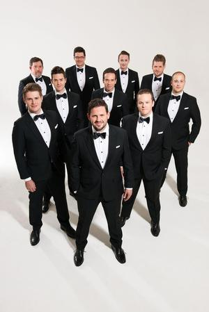 The TEN Tenors to Play The Bushnell, 3/6