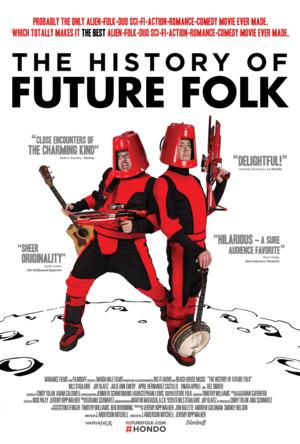 THE HISTORY OF FUTURE FOLK to Kick Off 10-City Screening and Performance Tour