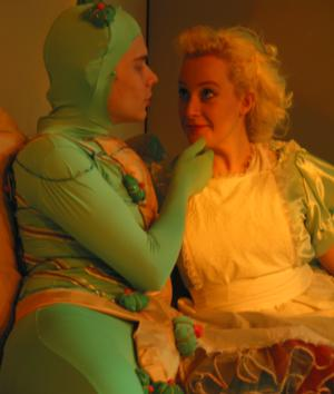 BWW Reviews: LOBSTER ALICE - Salvatore Dali and Walt Disney at Convergence-Continuum