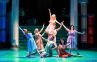 BWW Reviews: XANADU at Beck Center Turns Bad Script Into Funky Fun