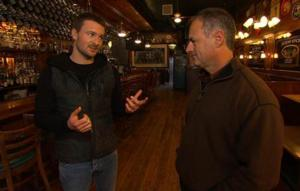 Country Music Star Eric Church Visits CBS SUNDAY MORNING Today