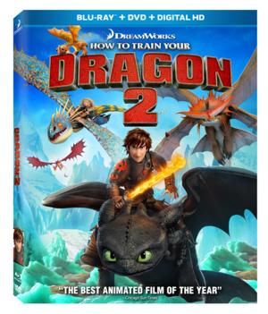 'How to Train Your Dragon 2' Arrives on DVD 11/11