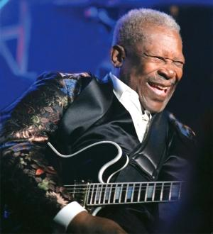B.B. King to Play Costa Mesa's Segerstrom Hall, 12/8