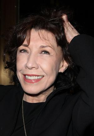 Lily Tomlin Marries Jane Wagner on New Year's Eve